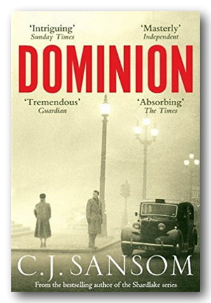 C.J. Sansom - Dominion (2nd Hand Paperback) | Campsie Books