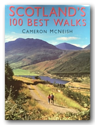 Cameron McNeish - Scotland's 100 Best Walks (2nd Hand Hardback) | Campsie Books