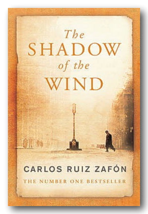 Carlos Ruiz Zafon - The Shadow of the Wind (2nd Hand Paperback) | Campsie Books