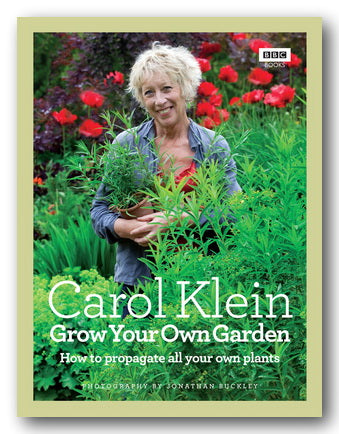 Carol Klein - Grow Your Own Garden (2nd Hand Hardback) | Campsie Books