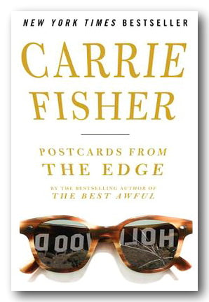 Carrie Fisher - Postcards From The Edge (2nd Hand Paperback)
