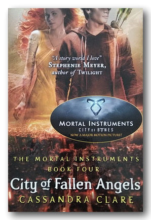 Cassandra Clare - City of Fallen Angels (Mortal Instruments #4) (2nd Hand Paperback) | Campsie Books