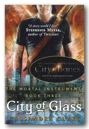 Cassandra Clare - City of Glass (Mortal Instruments #3) (2nd Hand Paperback) | Campsie Books