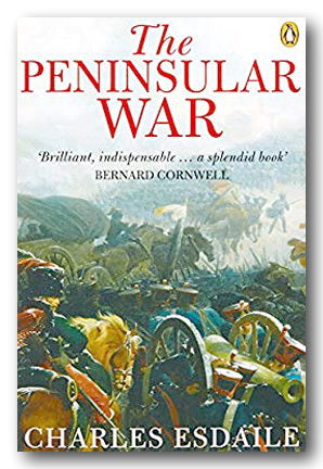Charles Esdaile - The Peninsular War (2nd Hand Paperback)