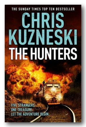 Chris Kuzneski - The Hunters (2nd Hand Paperback) | Campsie Books