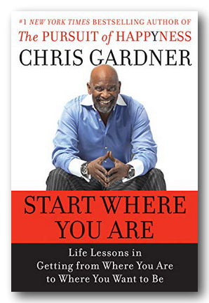 Chris Gardner - Start Where You Are (2nd Hand Hardback) | Campsie Books
