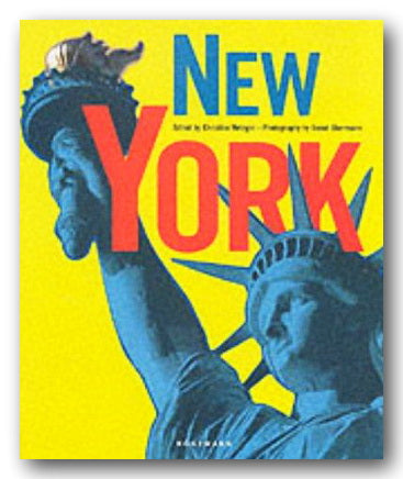 Christine Metzger & Bernd Obermann - New York (2nd Hand Hardback) | Campsie Books