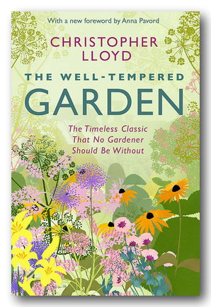Christopher Lloyd - A Well-Tempered Garden (2nd Hand Paperback) | Campsie Books