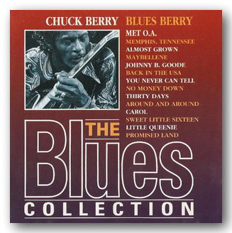 Chuck Berry - Blues Berry (The Blues Collection) | Campsie Books