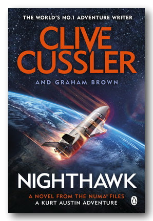 Clive Cussler & Graham Brown - Nighthawk (2nd Hand Paperback) | Campsie Books