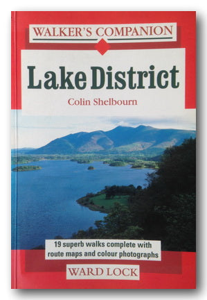 Colin Shelbourn - Lake District (Walkers Companion) (2nd Hand Softback) | Campsie Books