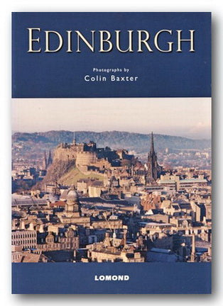 Colin Baxter - Edinburgh (Lomond Guidebooks) (New Paperback) | Campsie Books