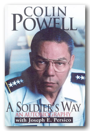 Colin Powell - A Soldiers Way (An Autobiography) (2nd Hand Hardback) | Campsie Books