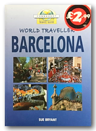Connaught Travel Guide to Barcelona (2nd Hand Softback) | Campsie Books