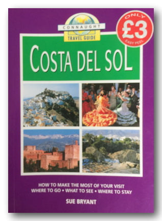 Connaught Travel Guide to Costa Del Sol (2nd Hand Softback) | Campsie Books