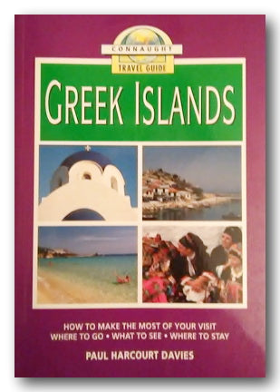 Connaught Travel Guide to The Greek Islands - Campsie Books