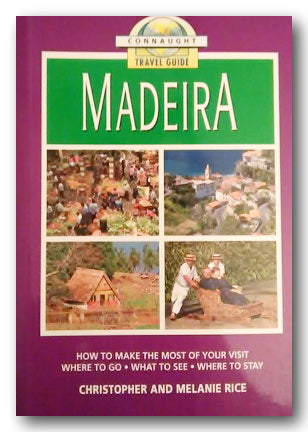 Connaught Travel Guide to Maderia (2nd Hand Softback) | Campsie Books