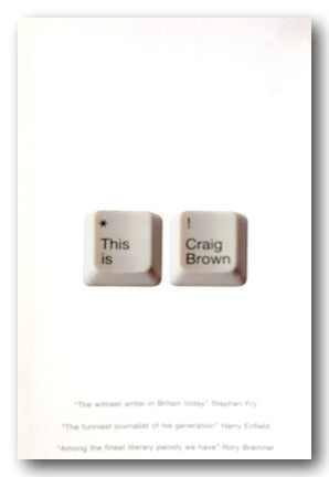 Craig Brown - This is Craig Brown (2nd Hand Paperback) | Campsie Books