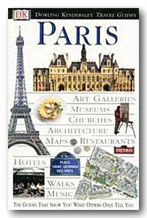 DK Eyewitness Travel Guide - Paris (2nd Hand Flexibound) | Campsie Books