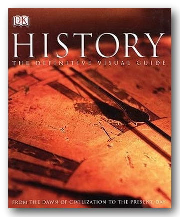 DK - History (The Definitive Visual History) (Ed. Adam Hart-Davis) (2nd Hand Hardback) | Campsie Books