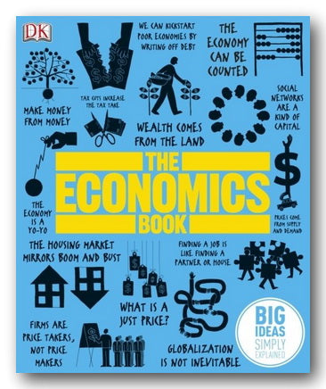DK - The Economics Book (2nd Hand Hardback)