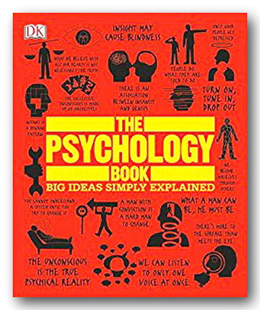 DK - The Psychology Book (2nd Hand Hardback) | Campsie Books