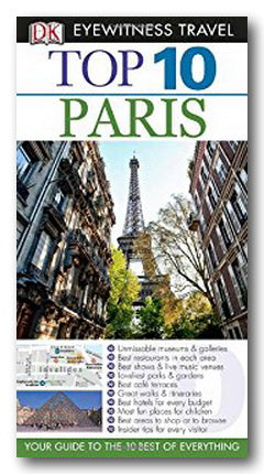 DK Eyewitness Travel Guide - Top 10 Paris