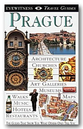 DK Eyewitness Travel Guide - Prague (2nd Hand Flexibound) | Campsie Books