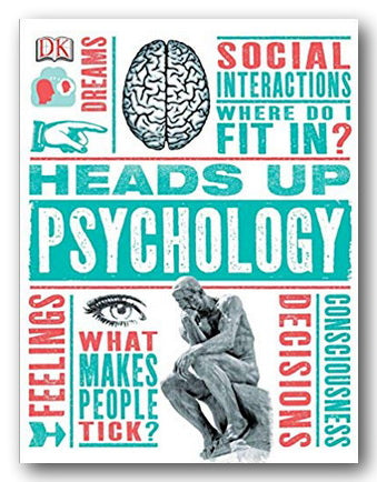 DK - Heads Up Psychology (2nd Hand Hardback) | Campsie Books