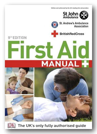 DK First Aid Manual (2nd Hand Flexibound) | Campsie Books