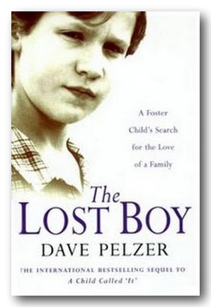 Dave Pelzer - The Lost Boy (2nd Hand Hardback) | Campsie Books