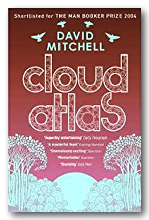 David Mitchell - Cloud Atlas (2nd Hand Paperback) | Campsie Books