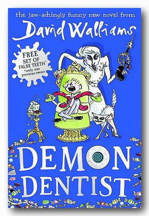 David Walliams - Demon Dentist (2nd Hand Hardback) | Campsie Books