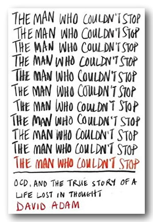 David Adam - The Man Who Couldn't Stop (2nd Hand Hardback) | Campsie Books