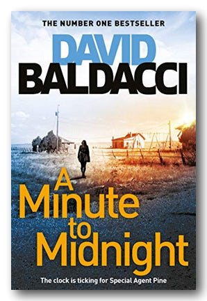 David Baldacci - A Minute To Midnight (2nd Hand Paperback) | Campsie Books