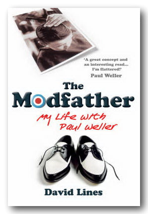 David Lines - The Modfather (2nd Hand Paperback) | Campsie Books