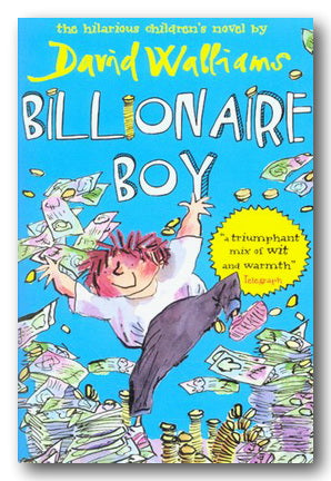 David Walliams - Billionaire Boy (New Paperback) | Campsie Books