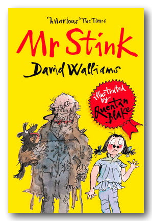 David Walliams - Mr Stink (New Paperback)