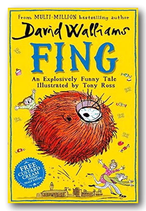 David Walliams - Fing (An Explosively Funny Tale) (New Hardback)