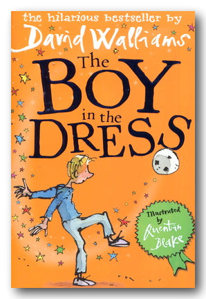 David Walliams - The Boy In The Dress (Options Available)