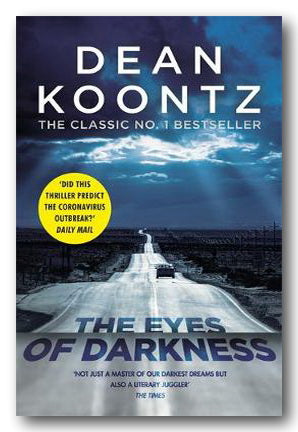 Dean Koontz - The Eyes of Darkness (2nd Hand Paperback)  | Campsie Books