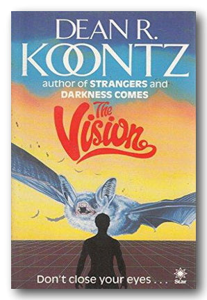 Dean R. Koontz - The Vision (2nd Hand Paperback) | Campsie Books