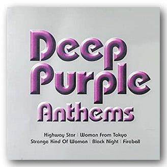 Deep Purple - Anthems | Campsie Books