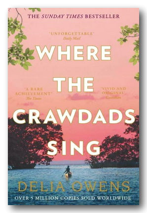 Delia Owens - Where The Crawdads Sing (2nd Hand Paperback) | Campsie Books
