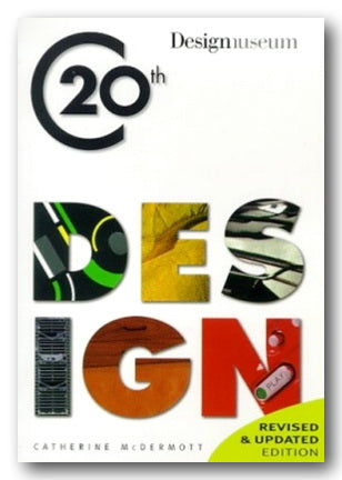 Design Museum Book of Twentieth Century Design: Pocket Edition (2nd Hand Softback) | Campsie Books
