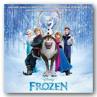 Disney Soundtrack - Frozen (2nd Hand CD) | Campsie Books