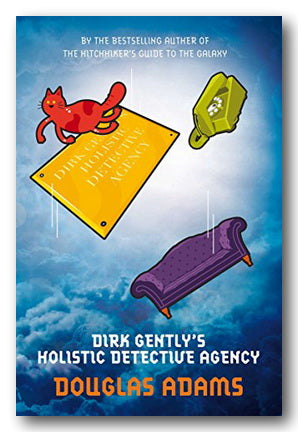 Douglas Adams - Dirk Gently's Holistic Detective Agency (2nd Hand Paperback) | Campsie Books