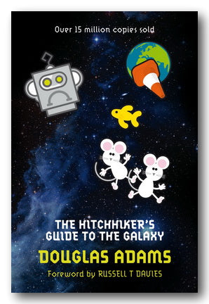 Douglas Adams - The Hitchhiker's Guide To The Galaxy (2nd Hand Paperback) | Campsie Books