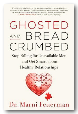 Dr. Marni Feuerman - Ghosted & Breadcrumbed | Campsie Books