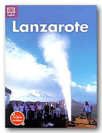 Editorial Everest Guide to Lanzarote (2nd Hand Softback) | Campsie Books